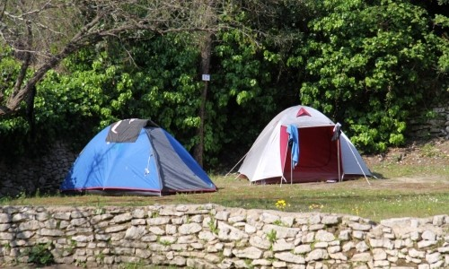 Nos emplacements camping